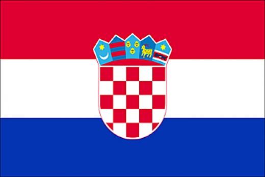 The Croat Flag