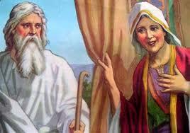 Remember Abraham & Sarah