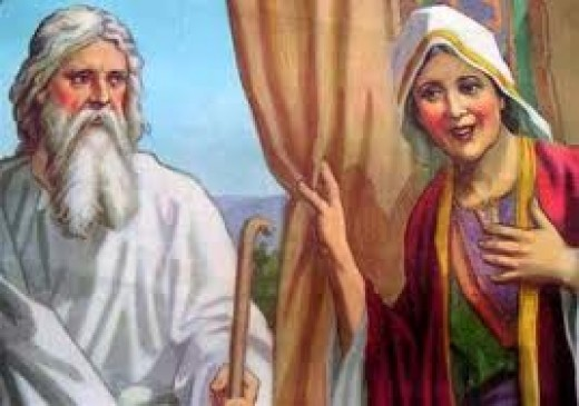 Remember Abraham & Sarah