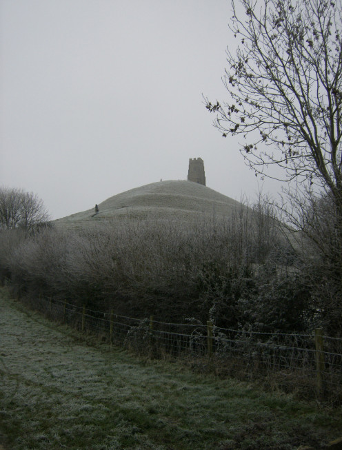 The Tor on a Winter's Day