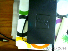 The black small journal they gave us for Steubenville. I hope I am not the only person who wrote on it to reflect and express myself about this trip.