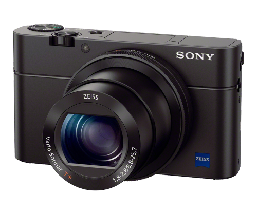 Sony Cyber-shot Digital Camera RX100 III