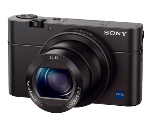 Sony Cyber-shot Digital Camera RX100 III