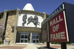 The Oakland Raiders vs. The Pro Football Hall of Fame