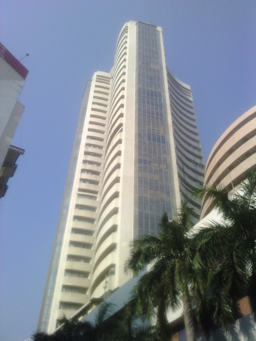 Bombay Stock Exchange, main stock market in India