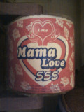 Have you ever heard of a brand of toilet paper called Mama Love 555?