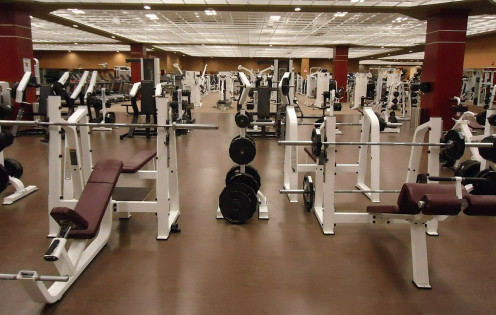 a great gym to start bodybuilding in