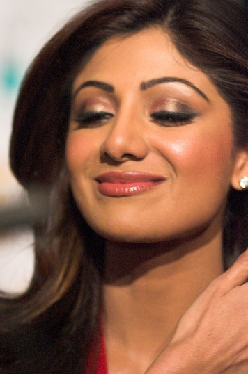 Shilpa Shetty is a four-time Filmfare Award-nominated Indian film actress, model, AIDS activist and PETA supporter.
