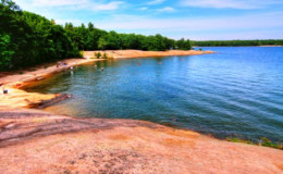 Killbear Provincial Park Beach