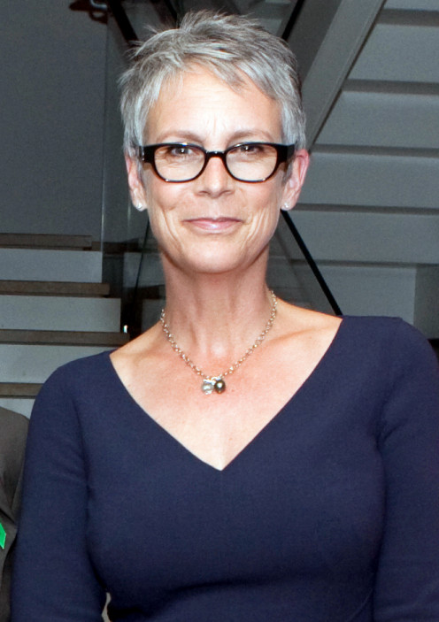 Jamie Lee Curtis is a serious, intelligent person.