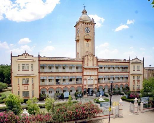 Seth Gyaniram Bansidhar Podar College in Rajasthan
