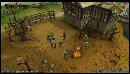 Runescape, One of the best!