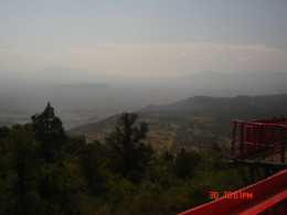 The Great Rift Valley Below
