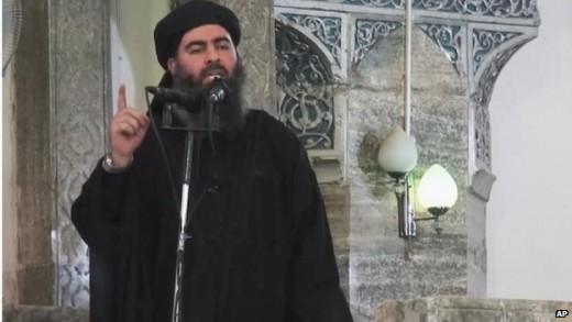 Caliph Ibrahim aka Al-Baghdadi
