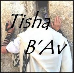 Tisha BiAv a time of Mourning