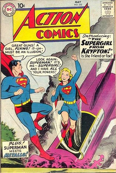 Action Comics #252  1959.