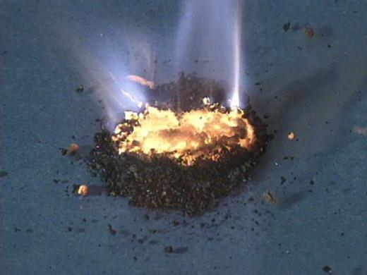 Potassium Permanganate, A Potent And Very Useful Oxidizer