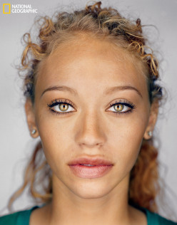 How Average Human Beings Will Look Like By 2050 & 3000