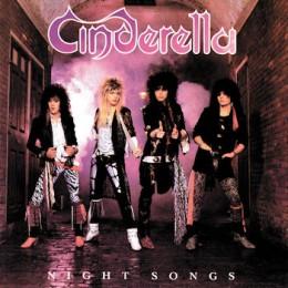 """""""Night Songs"""" (1986) album cover"""