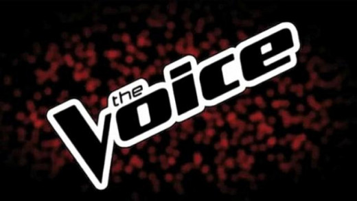'The Voice' official logo
