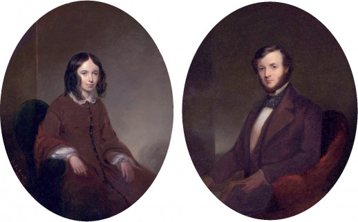 The Famous Love Of Robert Browning And Elizabeth Barrett