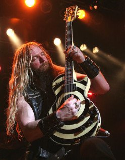 Zakk Wylde and the Gibson Les Paul