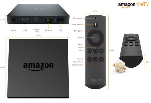 Amazon Fire TV $99