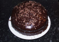 Heavenly Dark Chocolate Gateau Recipe