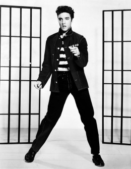 Elvis Presley from Jailhouse Rock