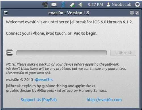Steps on how to jailbreak iPhone 3gs