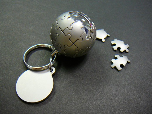 Business Key Chain Is Cool!
