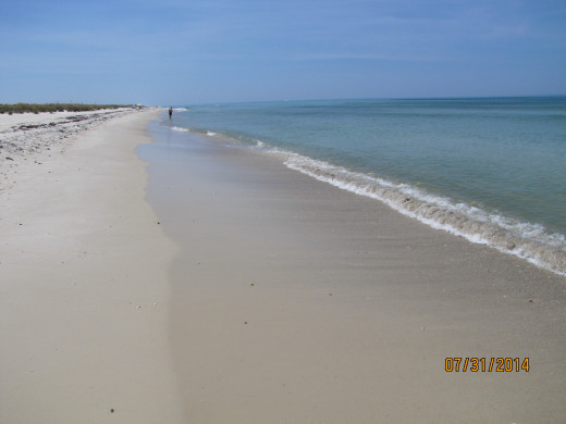 Beautiful Beach!  Cape San Blas, FL