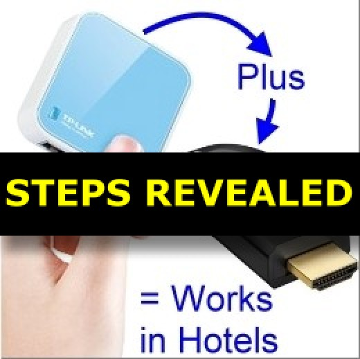 This article was inspired by a reader who left a comment on my previous article (Will Chromecast Work in Hotels? Not Without a Fight!) from April 2014.