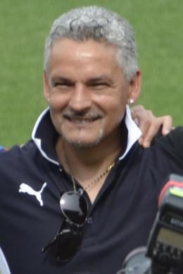 Baggio in 2013