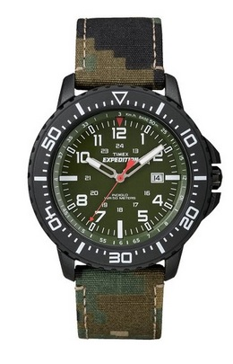 Timex Expedition Uplander Camo