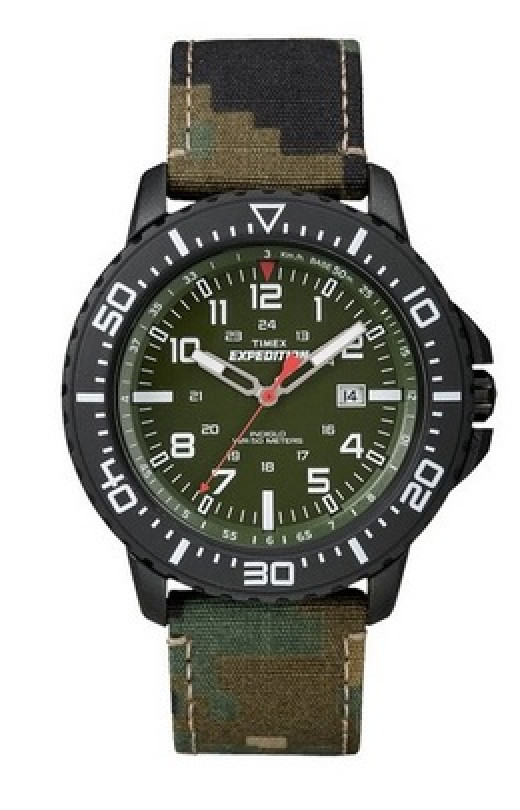 Timex Expedition Uplander Camo