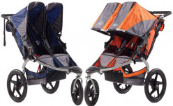 BOB Double Jogging Stroller Review - Best Double All-Terrain Stroller