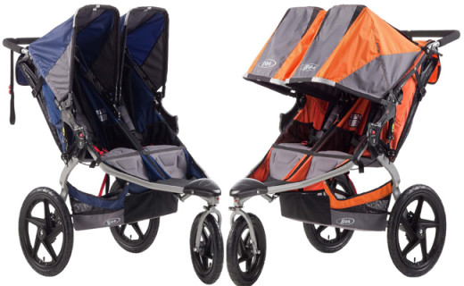 BOB Double Jogging Stroller Review - Best Double All-Terrain ...