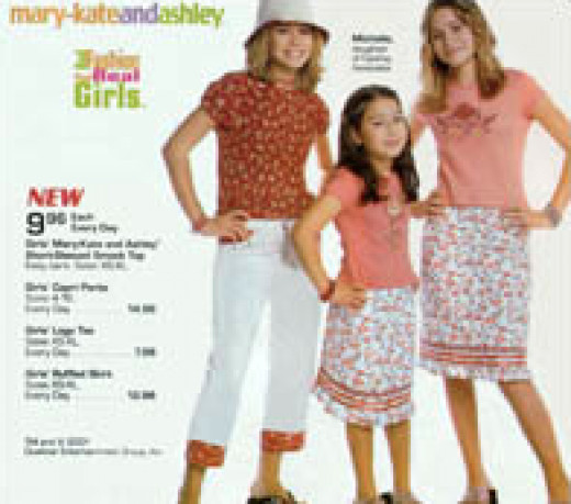 Mary Kate And Ashley Olsen Fashion Lines Hubpages