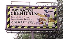 Tobacco Radioactivity