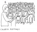 The Argument for Attending Church is Unbiblical