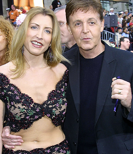 Mills and McCartney