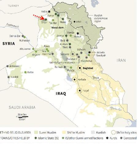 Chaotic Iraq