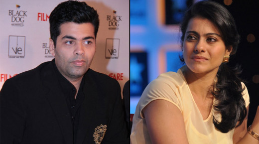 Bollywood actress Kajol and director Karan Johar are not on talking terms now.Watch full video on Biscoot Showtym.