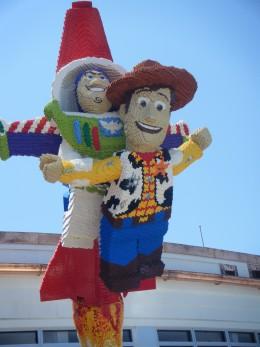 The famous Lego Sotre