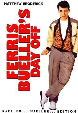 "Matthew Broderick in ""Ferris Bueller's Day Off"""