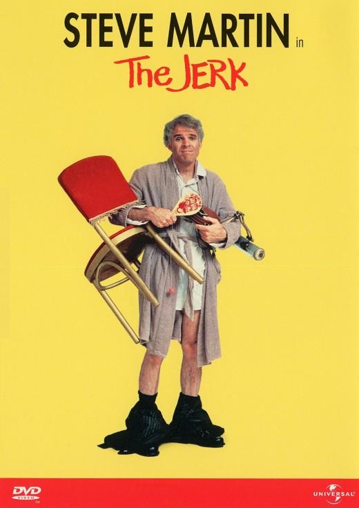 "Steve Martin in ""The Jerk"""