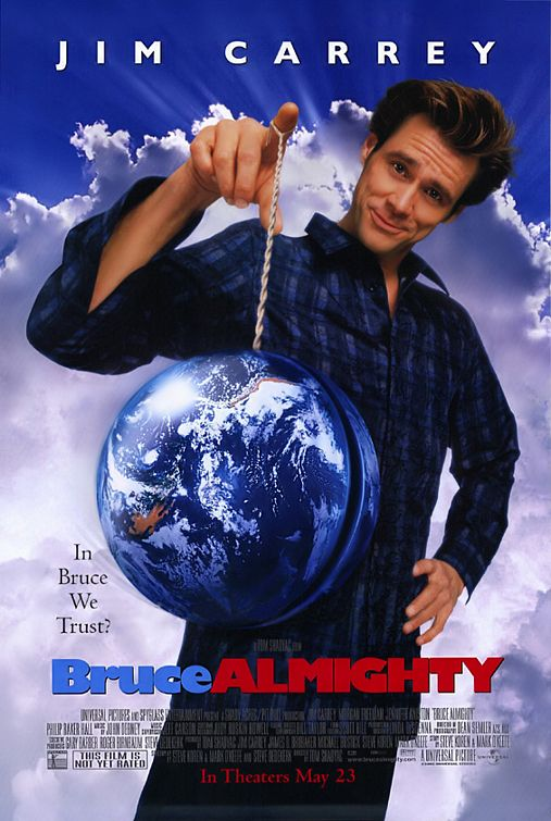 "Jim Carrey in ""Bruce Almighty"""