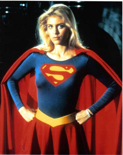 The first time Supergirl appeared in live action in July 19, 1984.