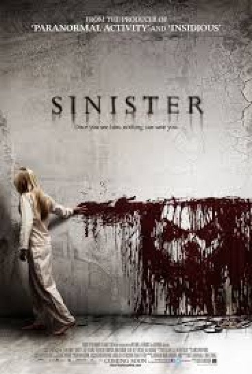 "Ethan Hawke in ""Sinister"""